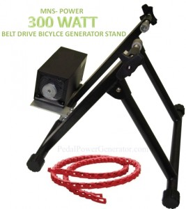 300 Watt Bicycle Generator Stand