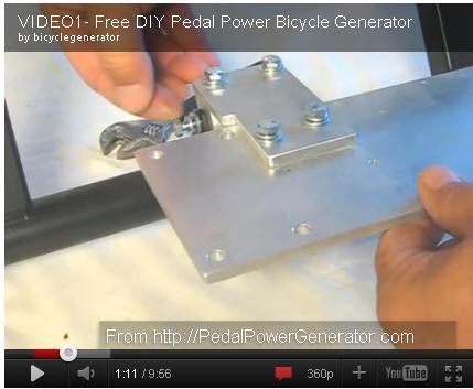 Step 1: Installing Generator & Plate
