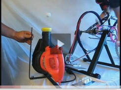 DIY Video 2 Pedal Power Generator