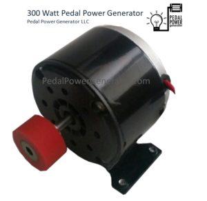 rubber roller generator